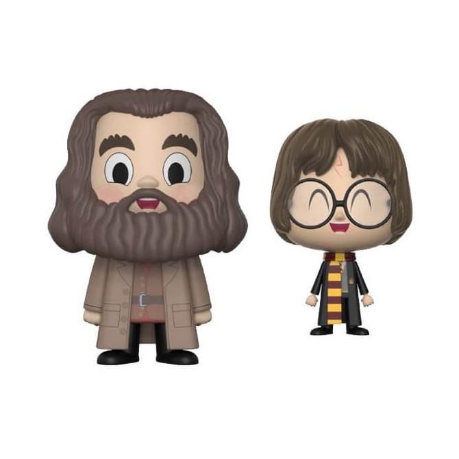 Funko VYNL: Harry Potter - Harry & Hagrid 2-Pack