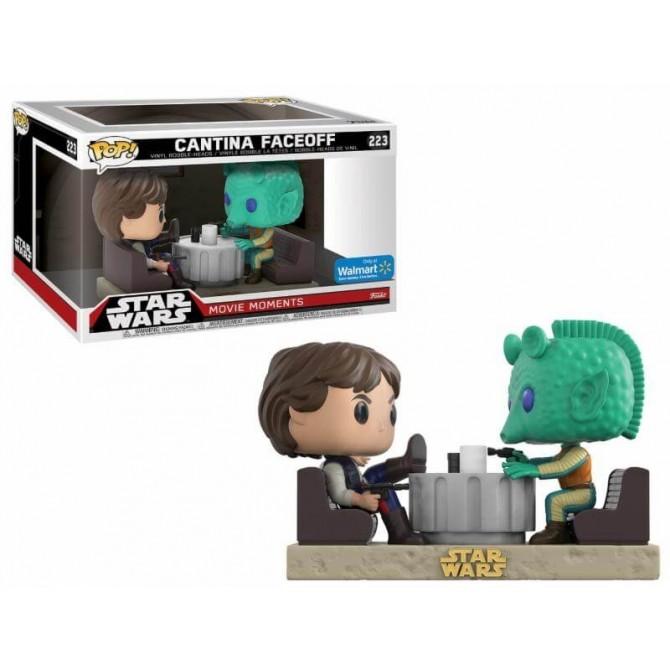 Funko Star Wars Movie Moments: Han Solo & Greedo