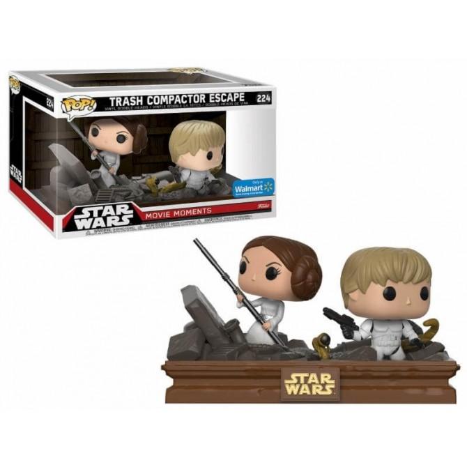 Funko Star Wars Movie Moments: Luke & Leia
