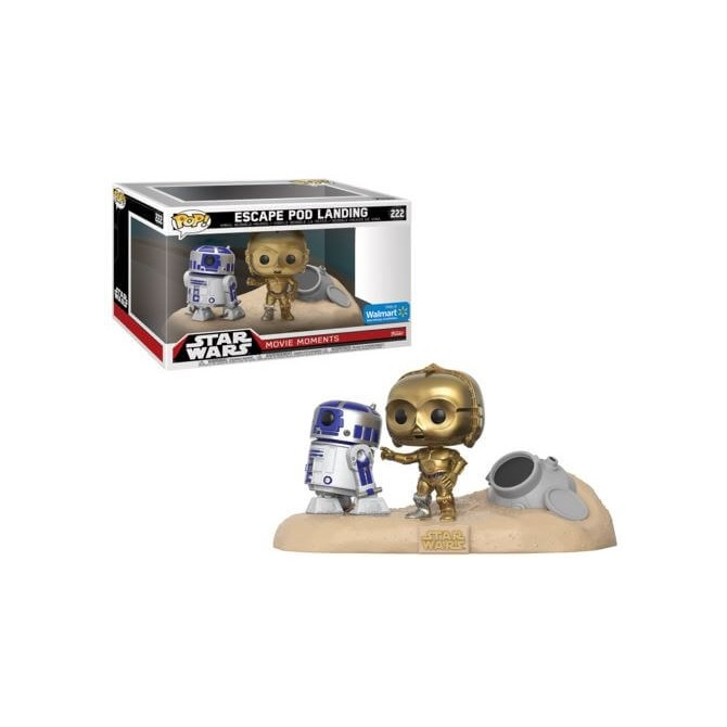 Funko Star Wars Movie Moments: R2-D2 & C-3PO