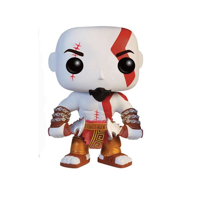 Pop! Games: God of War - Kratos [BOX DAMAGE]