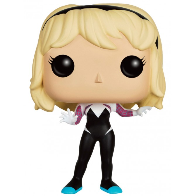 Funko Pop! Marvel: Spider-Gwen (Unhooded)