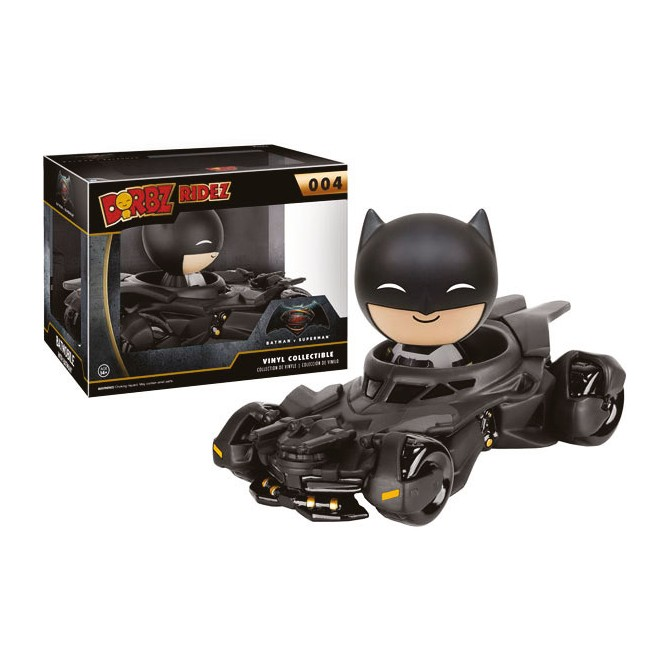 Dorbz Ridez Box Batmobile