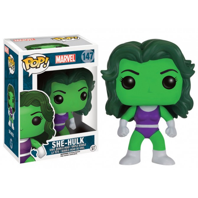 Pop! Marvel: She-Hulk