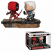 Funko Movie Moments Deadpool: Deadpool vs Cable [BOX DAMAGE]