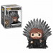 Funko Pop! Deluxe: Game of Thrones - Tyrion Sitting on Throne