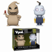 Funko VYNL: The Nightmare Before Christmas - Oogie Boogie & Behemoth 2-Pack