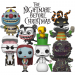Funko Pop! Disney: The Nightmare Before Christmas 25 years set
