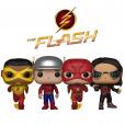 Funko Pop! DC: The Flash TV Series Set