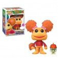 Funko Pop! Fraggle Rock - Red with Doozer Flocked