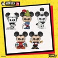 Funko Pop! Disney: Mickey's 90th Anniversary Set