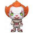 Funko Pop! IT 2017 - Pennywise Pennywise With Boat