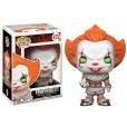 Funko Pop! IT 2017 - Pennywise Pennywise With Boat Box