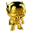 Funko Pop! Marvel Studios 10 - Ant-Man (Chrome) side