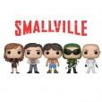 Funko Pop! Smallville Set