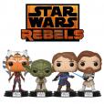 Funko Pop! Star Wars: Clone Wars Set