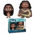 Funko VYNL: Moana - Maui & Moana 2-Pack