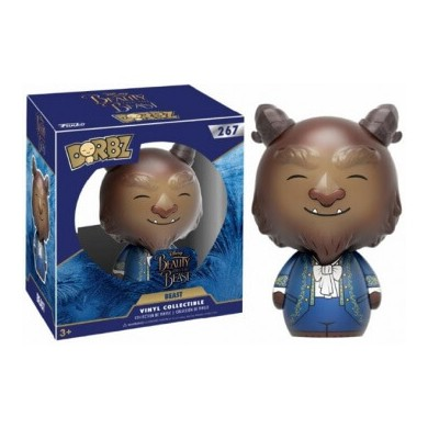 Vinyl Sugar Dorbz: Beauty and the Beast Live Action - Beast
