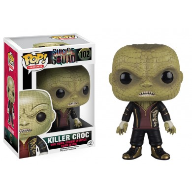 Pop! DC: Suicide Squad - Killer Croc