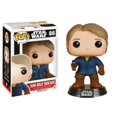 Pop! Star Wars: The Force Awakens - Han Solo (Snow Gear)