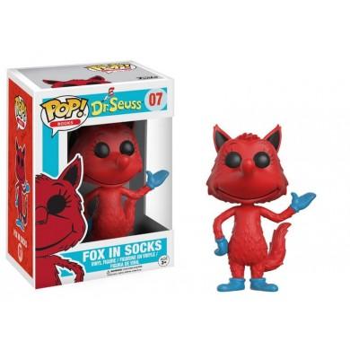 Pop! Books Dr. Seuss - Fox in Socks