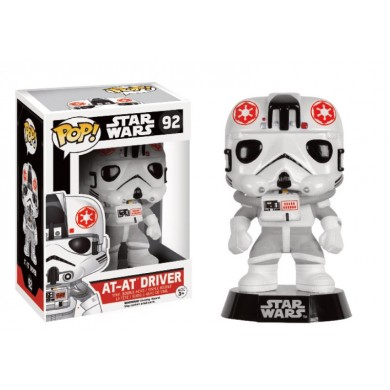 Pop! Vinyl: Star Wars - AT-AT Driver Limited Edition