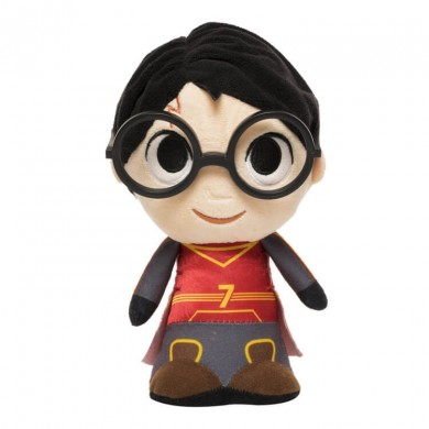 Funko Plushies: Harry Potter - Harry Quidditch uniform