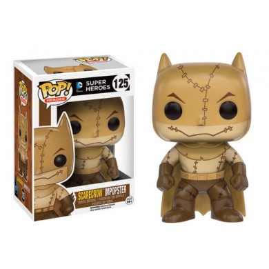 Pop! DC: Batman as Villains - Scarecrow Imposter