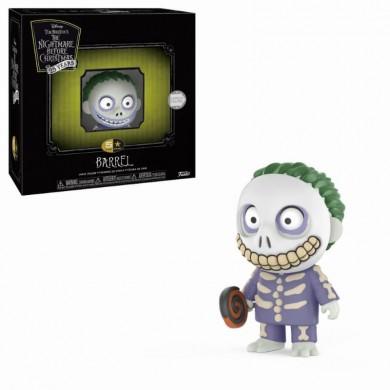 Funko 5-Star: The Nightmare Before Christmas - Barrel
