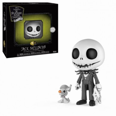 Funko 5-Star: The Nightmare Before Christmas - Jack Skellington