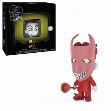 Funko 5-Star: The Nightmare Before Christmas - Lock