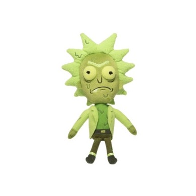 Funko Plushies: Rick and Morty - Toxic Rick