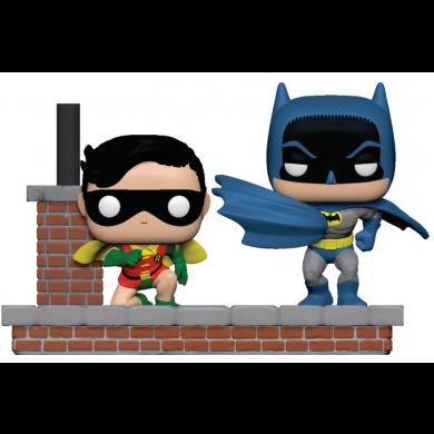 Funko Movie Moments: Batman 80th - Batman and Robin (1964)