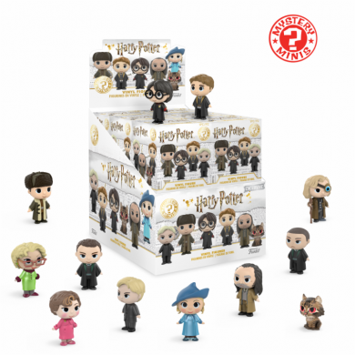 Funko Mystery Minis: Harry Potter Series 3