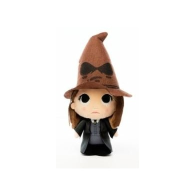 Funko Plushies: Harry Potter - Hermione with Sorting Hat