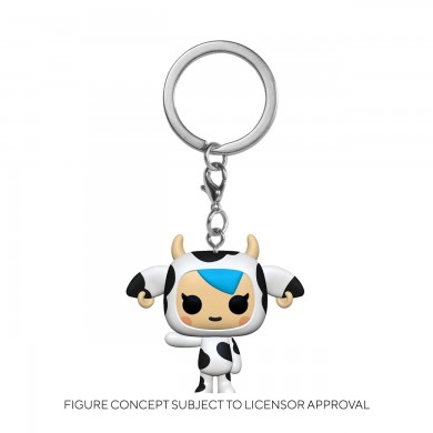 Mozzarella - Funko Pocket Pop! - Tokidoki