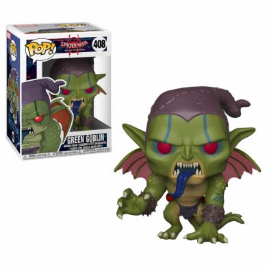 Funko Pop! Into the Spiderverse - Green Goblin