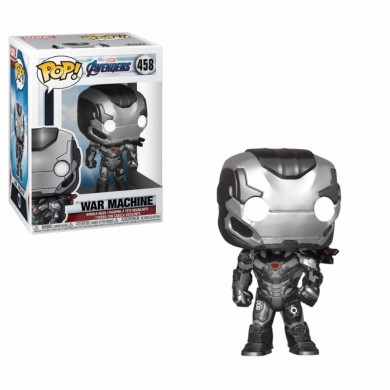 Funko Pop! Avengers: Endgame - War Machine