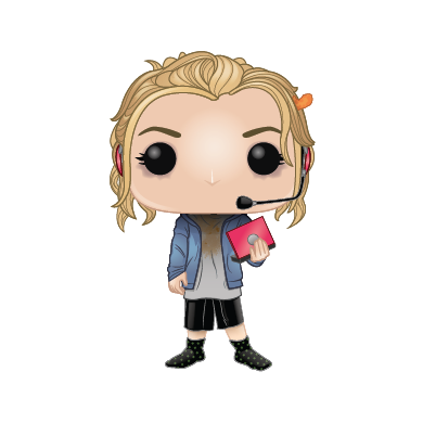 Funko Pop! Big Bang Theory - Penny