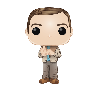 Funko Pop! Big Bang Theory - Sheldon