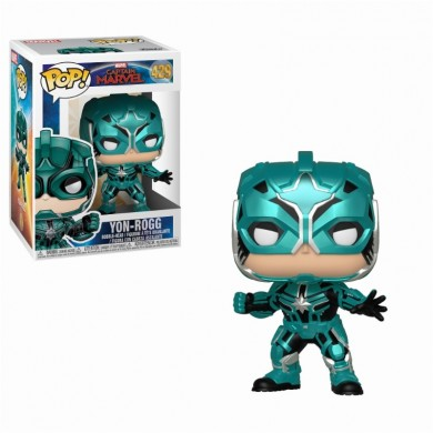 Funko Pop! Captain Marvel - Star Commander Yon-Rogg