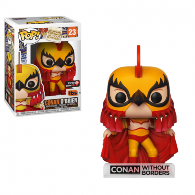 Funko Pop! Vinyl: Conan - Conan as Luchador Limited Edition