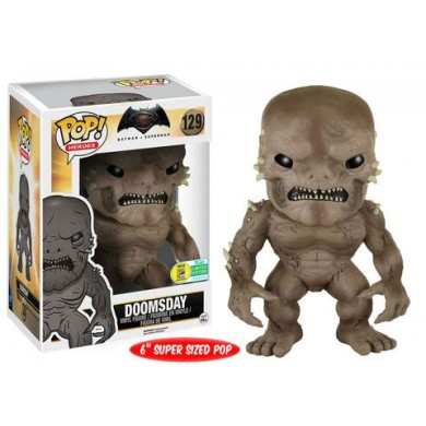 Pop! DC: Batman vs Superman - Doomsday 6 inch SDCC Limited Edition