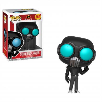 Funko Pop! Disney: The Incredibles 2 - Screenslaver