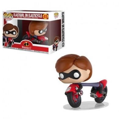 Funko Pop! Rides: Incredibles 2 - Elastigirl on Elasticycle