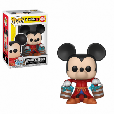 Funko Pop! Disney: Mickey's 90th Anniversary - Apprentice Mickey