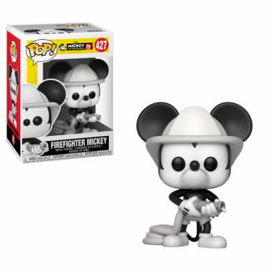 Funko Pop! Disney: Mickey's 90th Anniversary - Firefighter Mickey