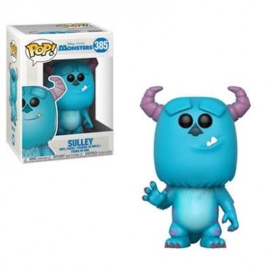 Funko Pop! Monsters Inc - Sulley