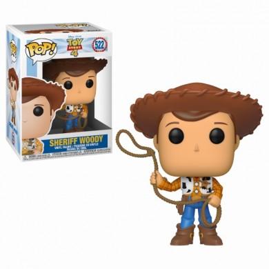 Funko Pop! Disney: Toy Story 4 - Woody
