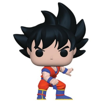 Funko Pop! Dragonball Z - Goku (Fighting Pose)